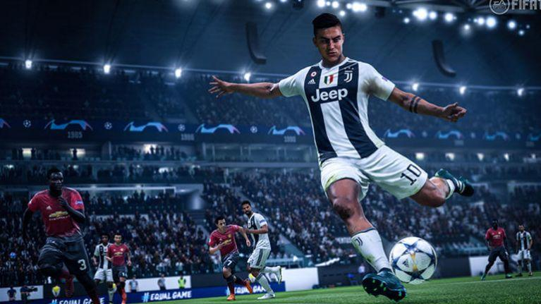 FIFA 19 has managed to hold off fierce competition from Rockstar