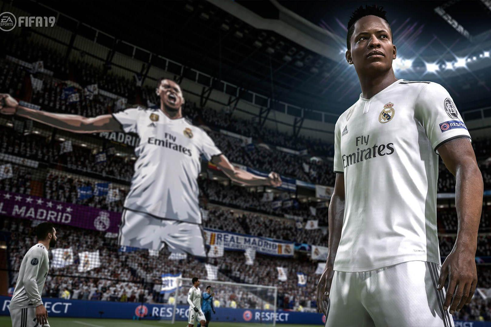 Alex Hunter returns in FIFA 19