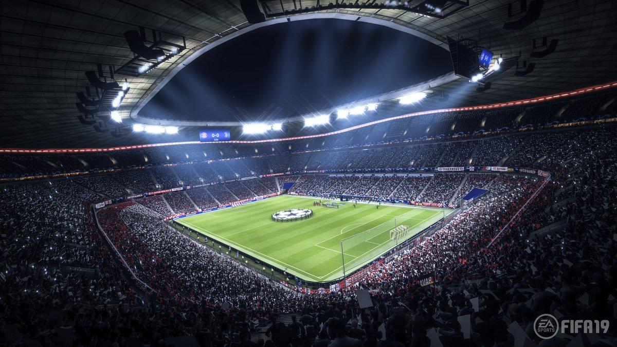 Dozens of new stadiums have been added