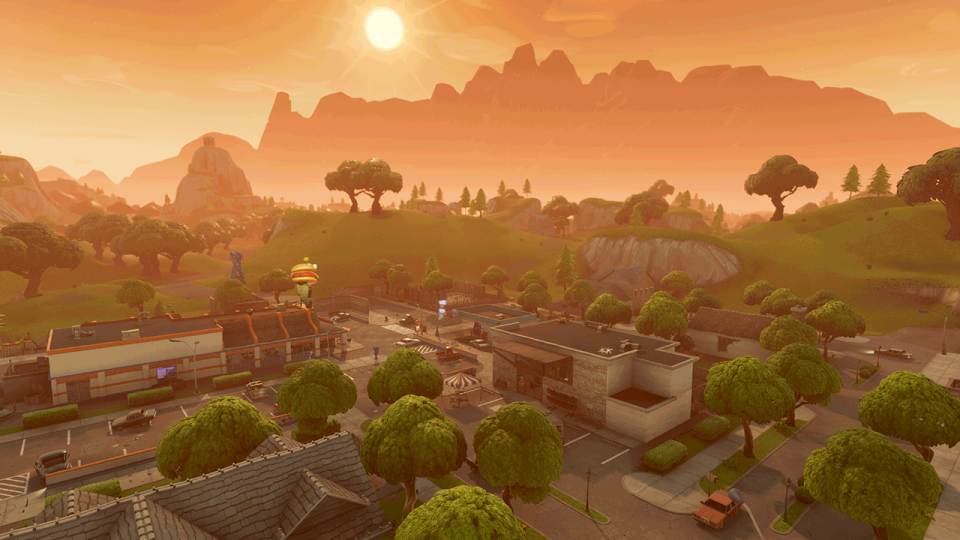Could we see a catastrophic event take-out Salty Springs?