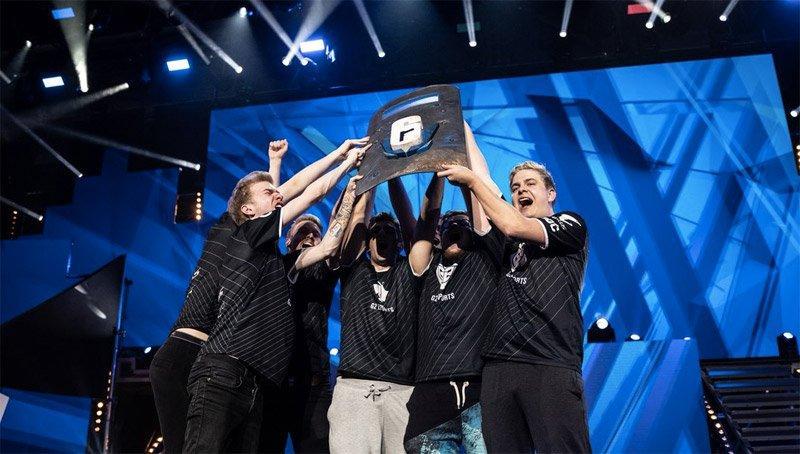 G2 esports won the recent Six Major Paris tournament taking home 0,000