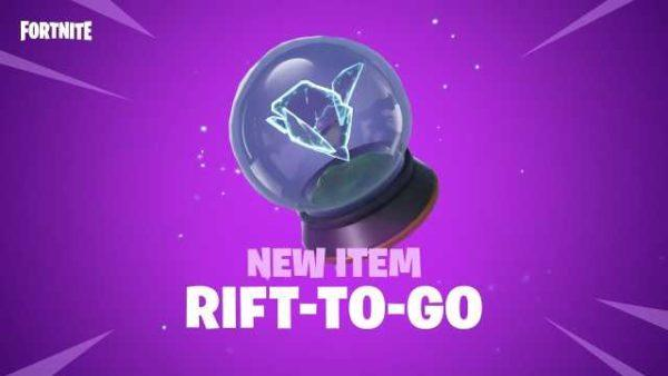 The new rift-to-to will be sure to help nail those rotations