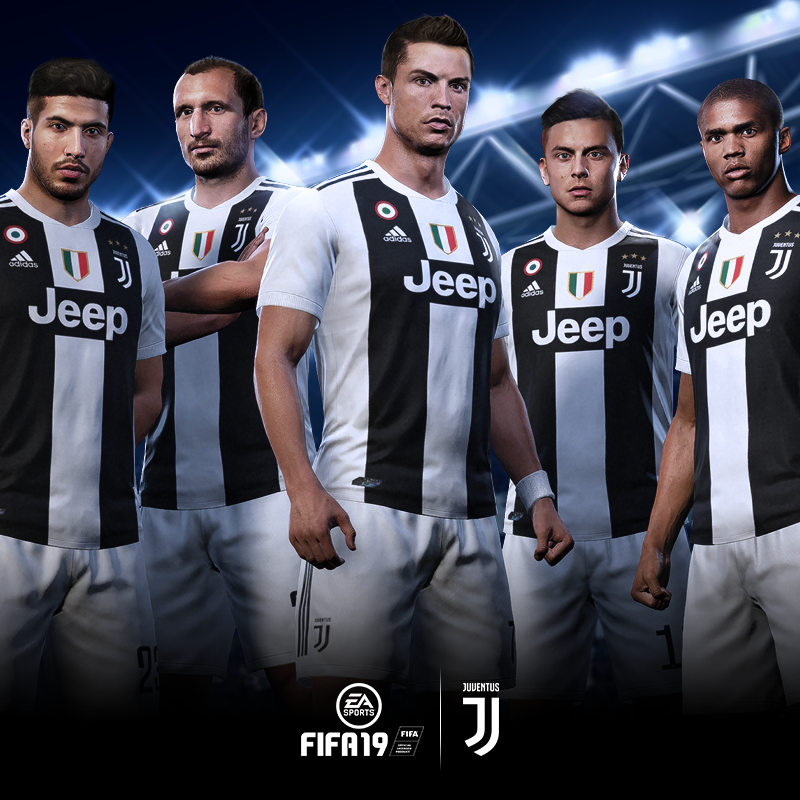 Ronaldo's move to Juve presented a challenge for EA