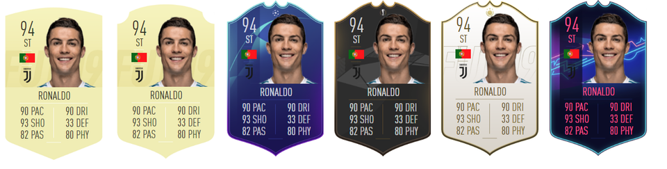 These new card designs have certainly got people talking!