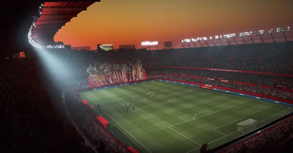 16 of the 17 stadiums from La Liga have been added to the game
