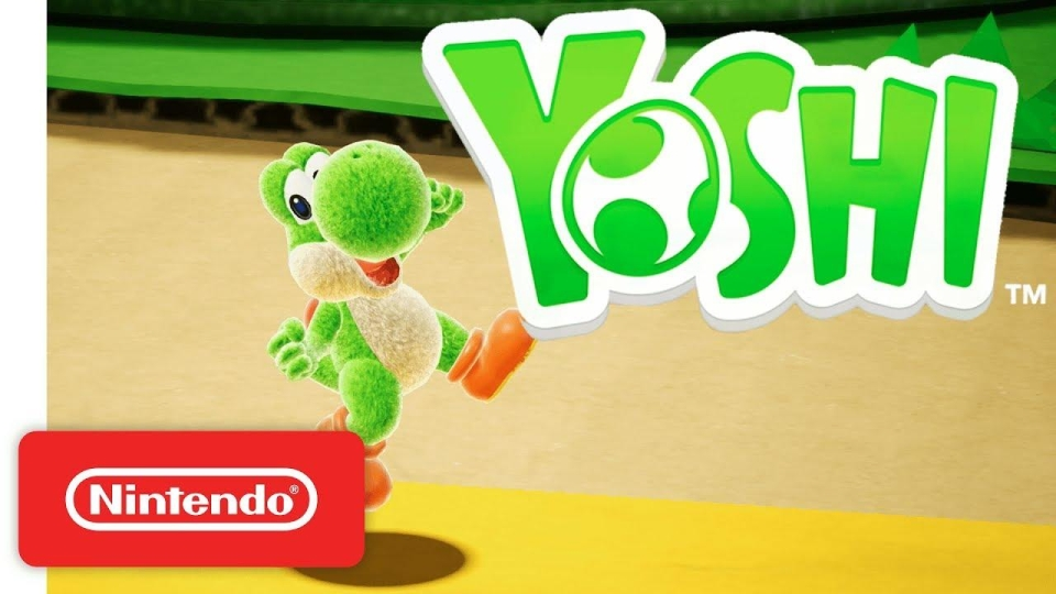 The new Yoshi game arrives in 2019