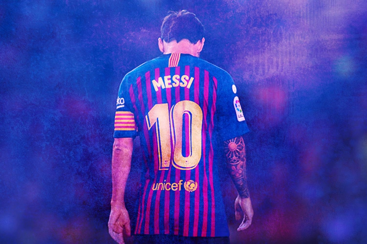 brand new f1193 bc832 Here's why Barcelona will NEVER retire the No.10 shirt to ...