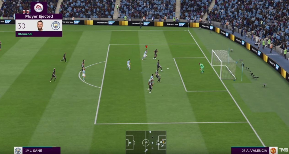 Image result for fifa 19 SCORING FROM KICK OFF