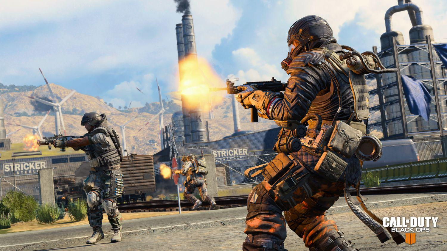 Call of Duty: Black Ops 4's battle royale mode Blackout is in open beta right now