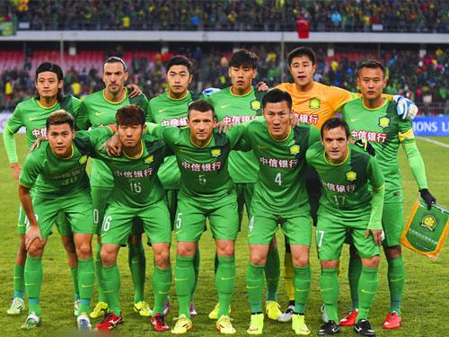 Beijing Guoan have the highest budget in the Chinese Super League