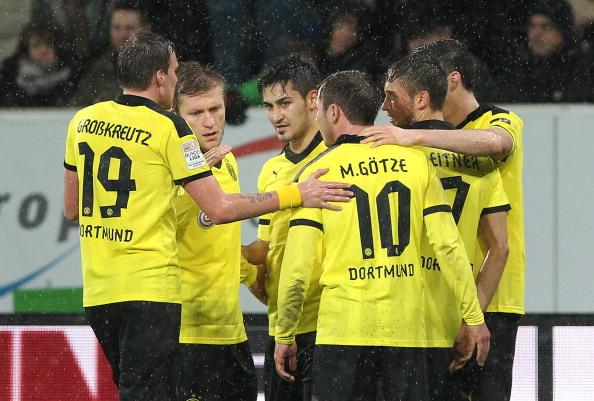 Feel like pure sh*t, just want old Dortmund back