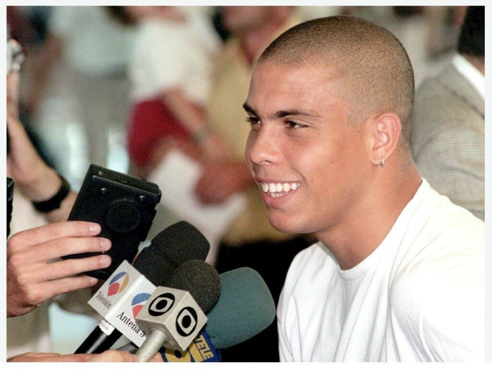 Pre-injury Ronaldo was unstoppable… and he wasn't bad after either
