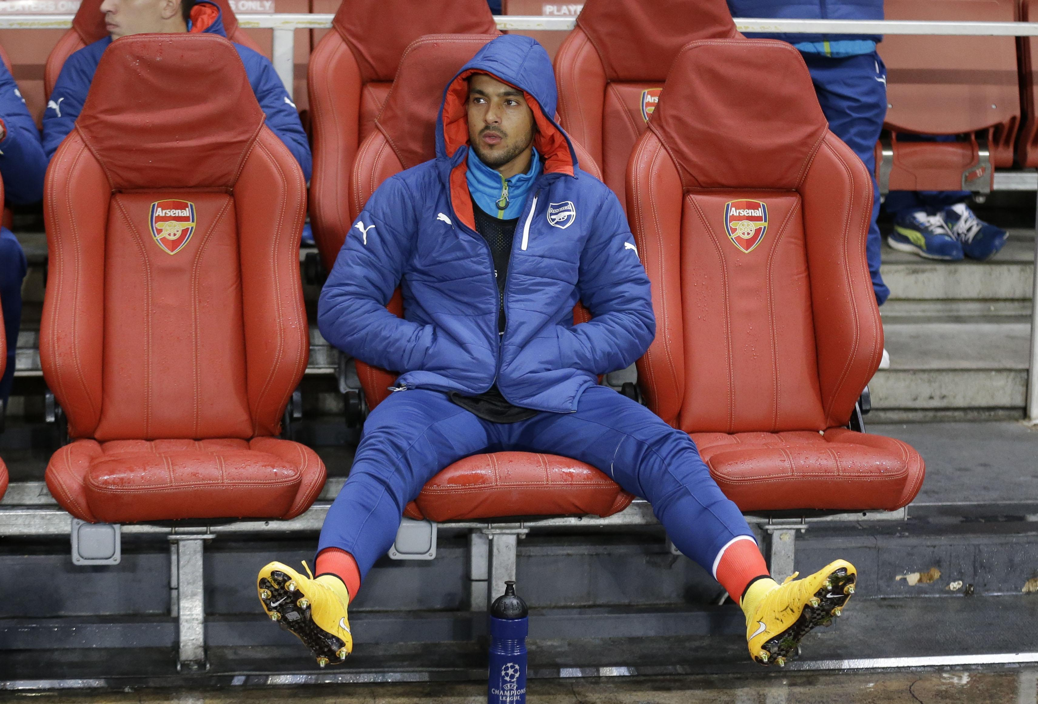 Walcott instead became a prolific bench warmer