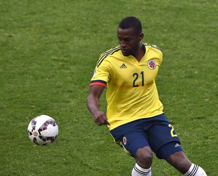 Martinez at the 2015 Copa America