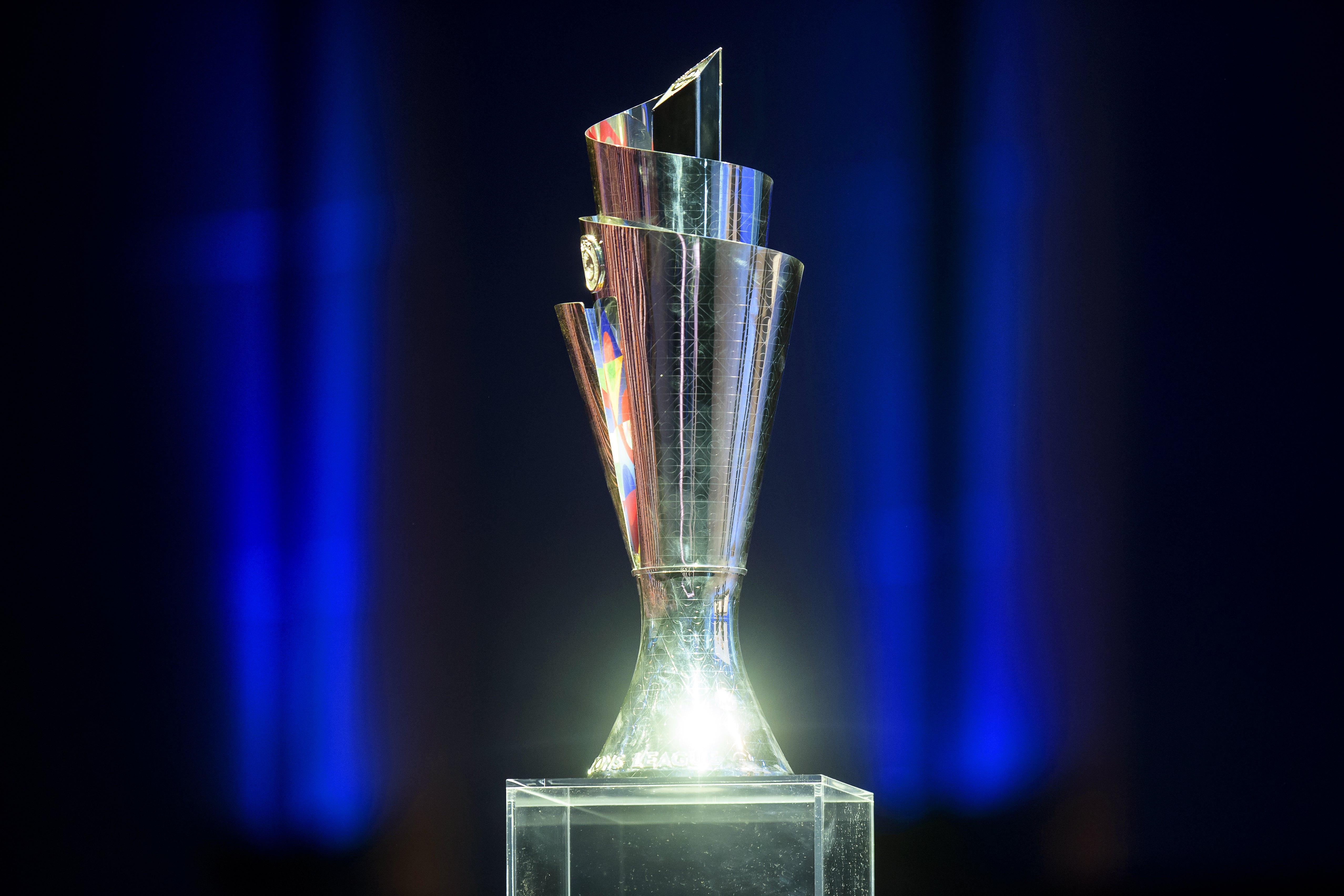 There's also a shiny new trophy up for grabs