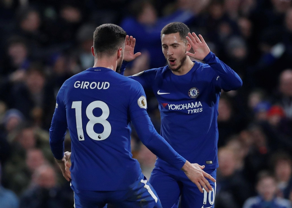 Chelsea's impressive start to the season owes plenty to this flourishing partnership