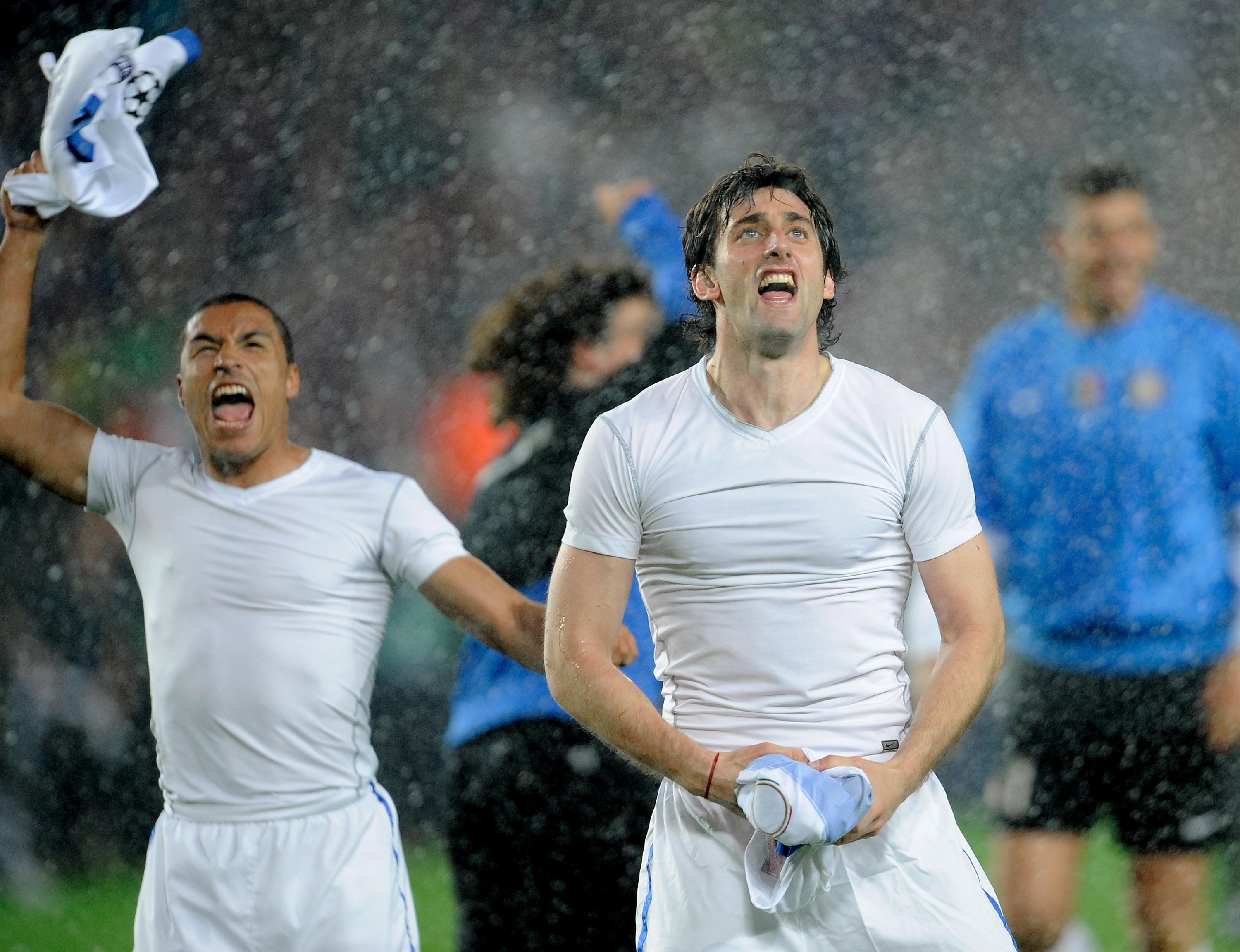 The happier of the Milito's
