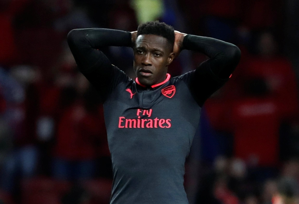 Welbeck has failed to be a success at Arsenal