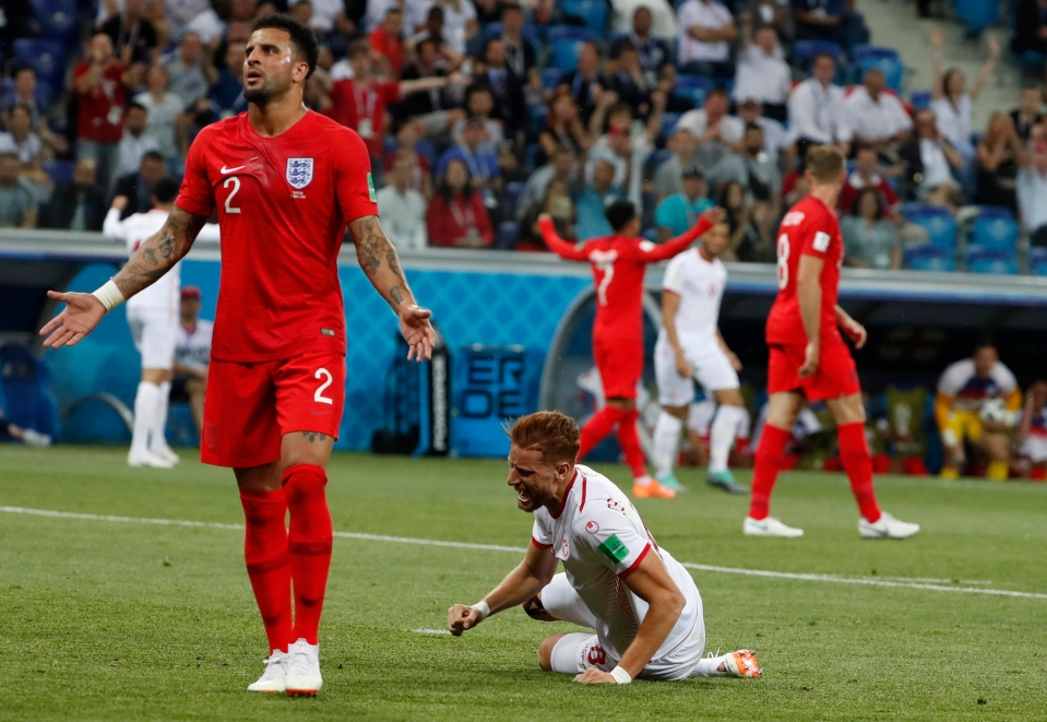 Walker's rash decision cost England a penalty