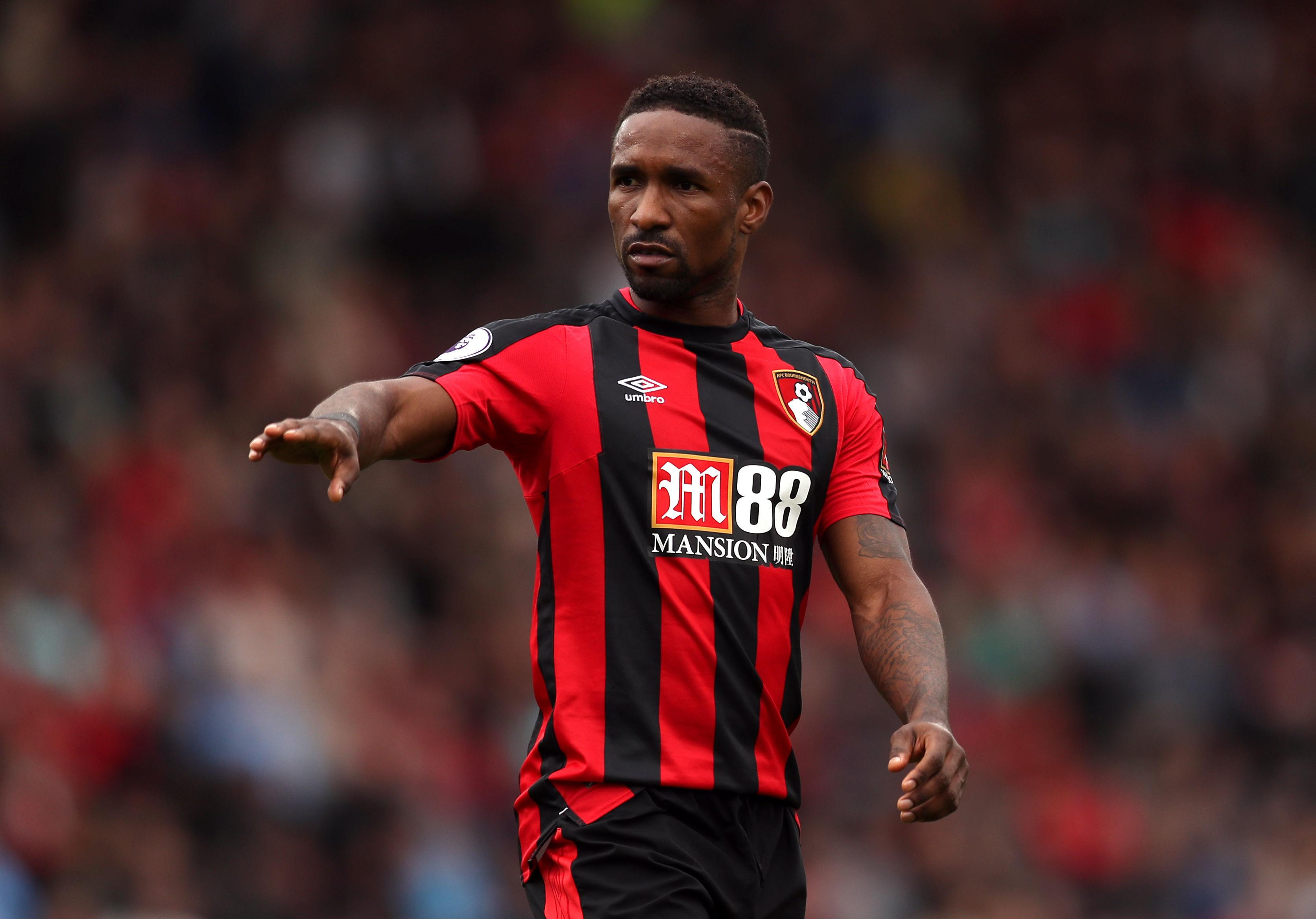 Defoe will be hoping to jump at least one place higher himself