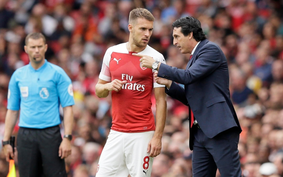 Phased out at Arsenal