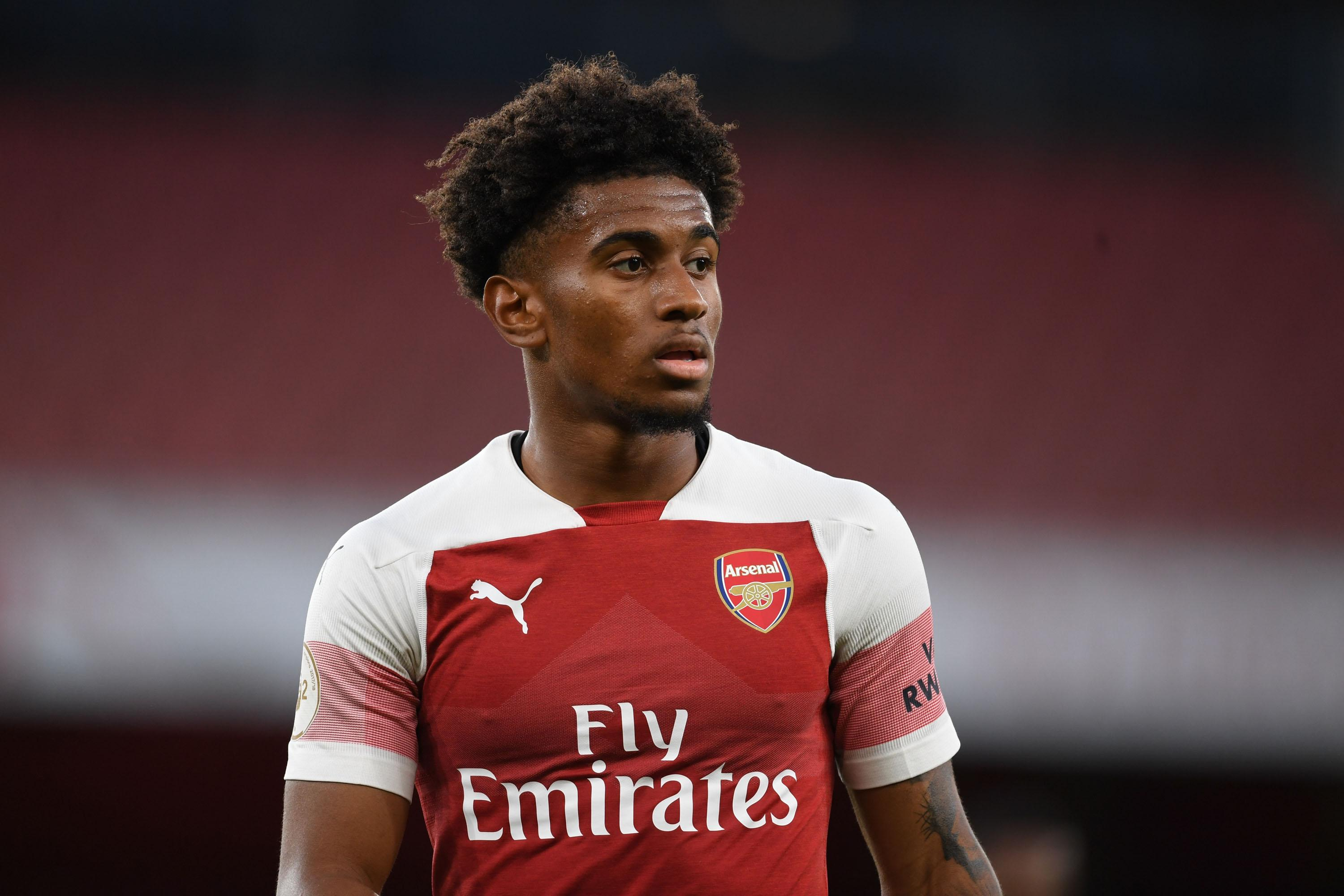 He recognised his first team opportunities would be limited under Emery
