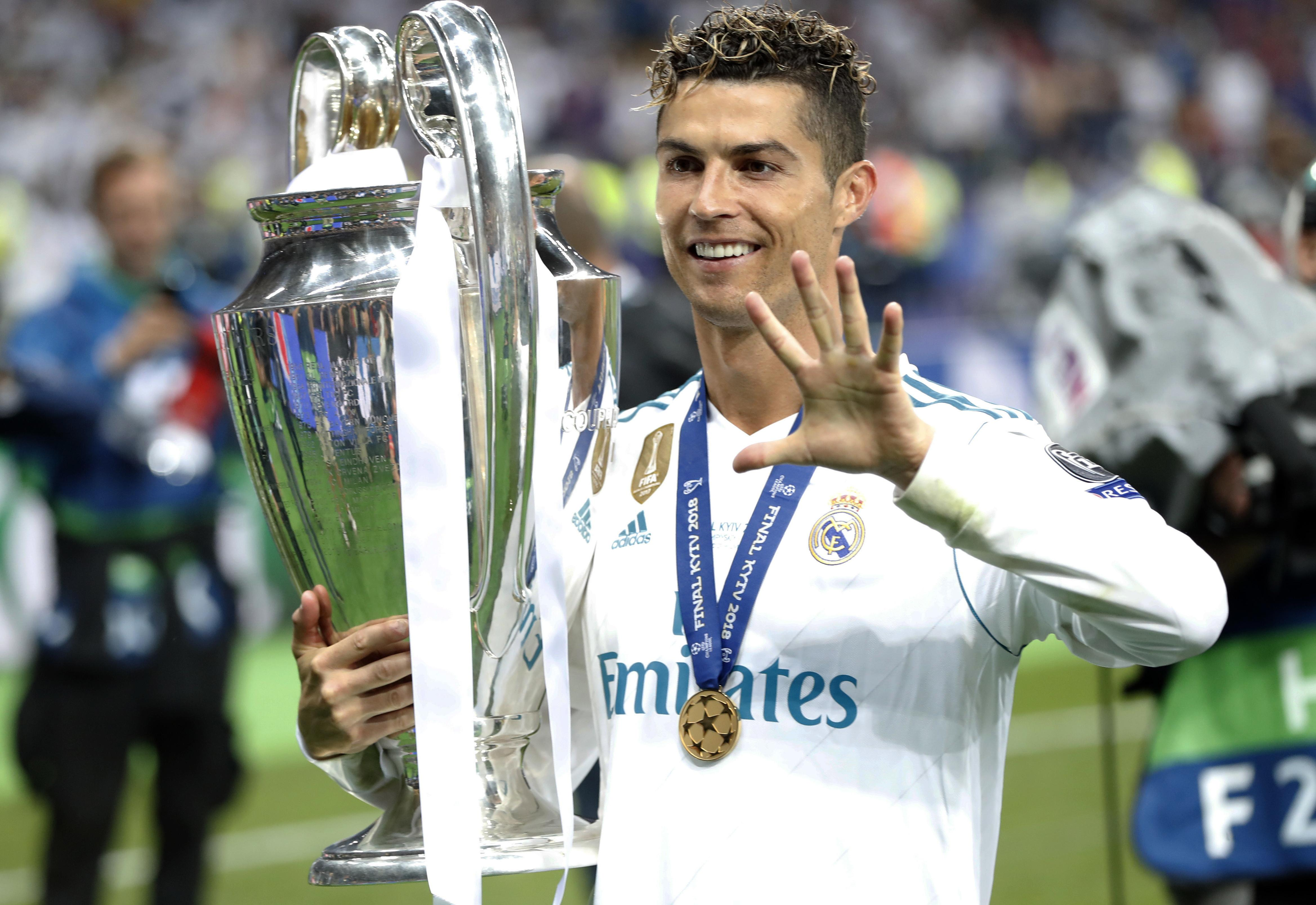 Ronaldo has made the Champions League his own personal playground