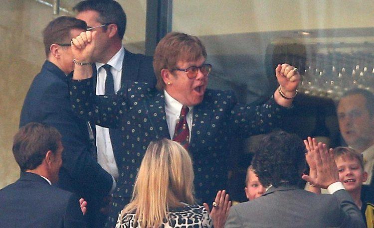 Best Elton John pun wins