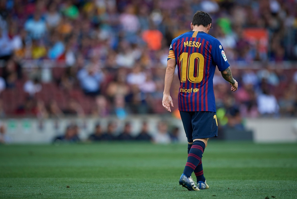 Here s why Barcelona will NEVER retire the No.10 shirt to honour ... ea8d3655a