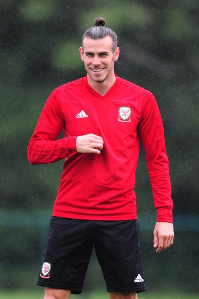 Good times for Gareth