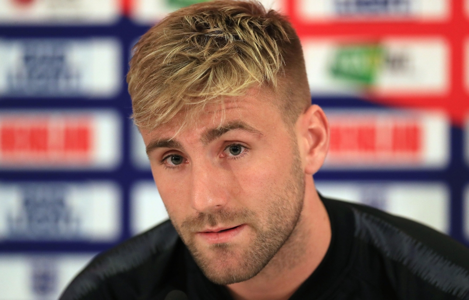 Shaw is back with England
