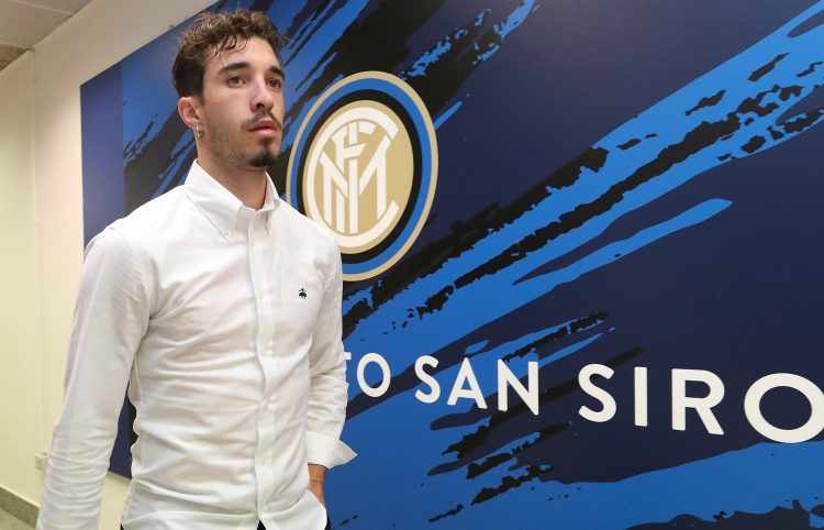 Cheer up mate, you've just signed for Inter