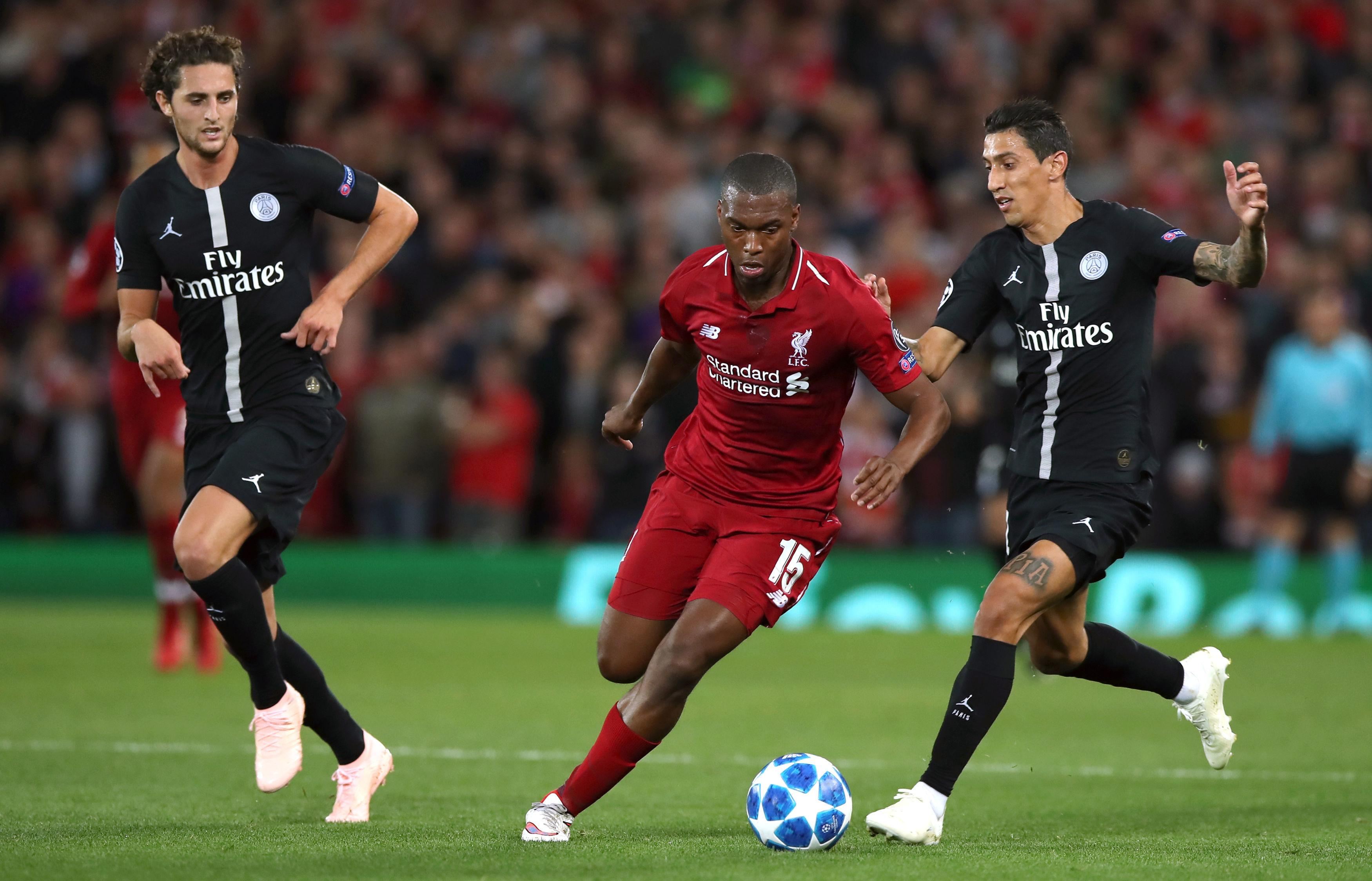 Liverpool walked all over Di Maria and Rabiot