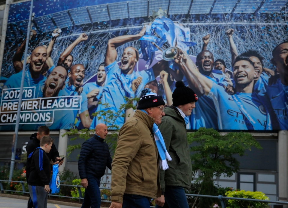 Pep Guardiola said at the start of the season that the Champions League was not the priority this season