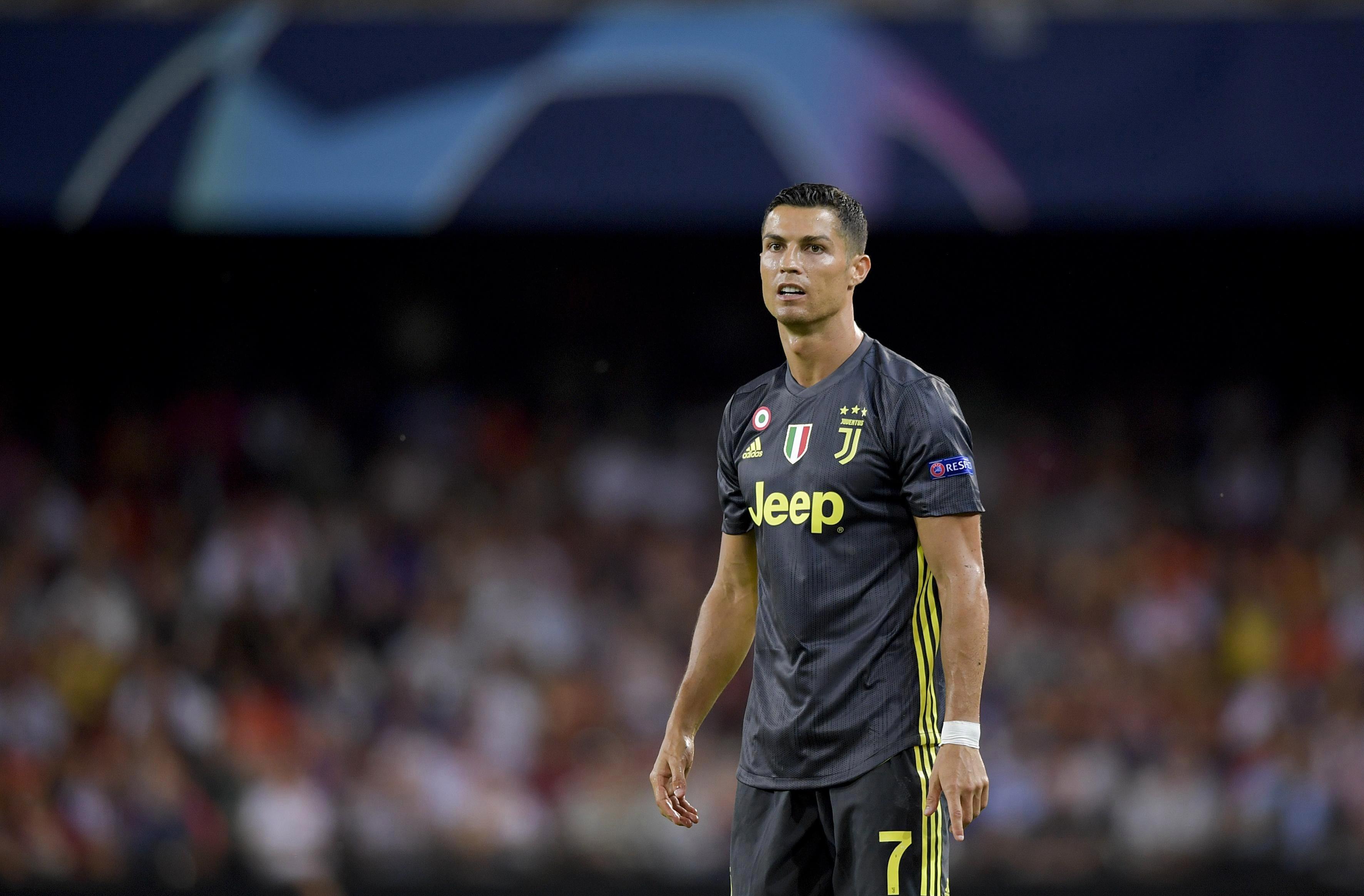 Cristiano Ronaldo has failed to make the cut