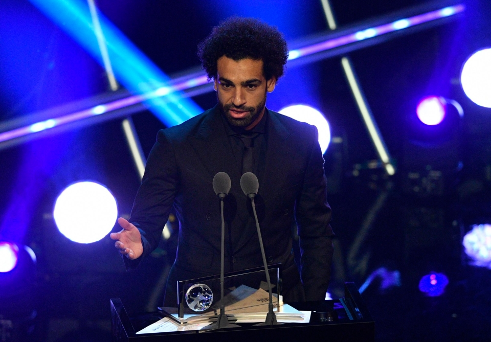 Even Salah knew he didn't deserve it