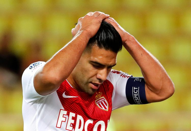 Falcao suffers flashbacks to *that* season at Old Trafford