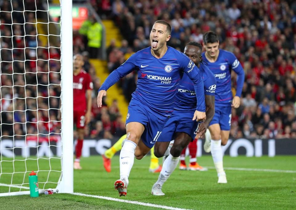 d22b0e88239f Remembering when Chelsea fans bizarrely wanted Eden Hazard sold