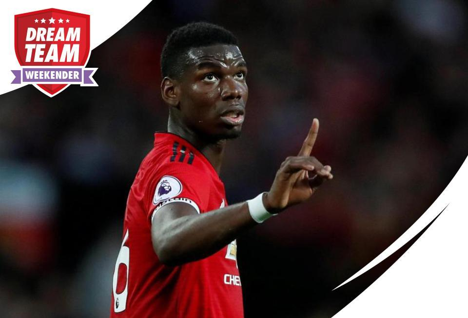 Does Paul Pogba make it into your Weekender team?
