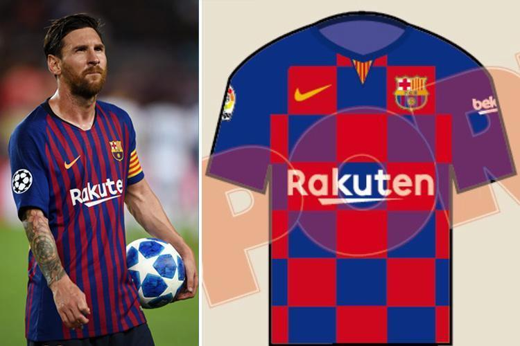 Barcelona Are Set To Ditch Iconic Stripes From Kit For
