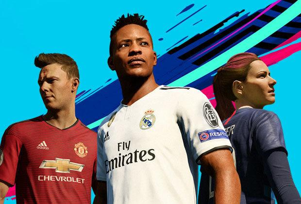 FIFA 19 physical sales are down 25% on last year's game