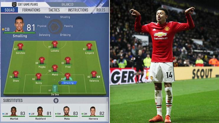 FIFA 19: The game isn't even out yet but Jesse Lingard wants some