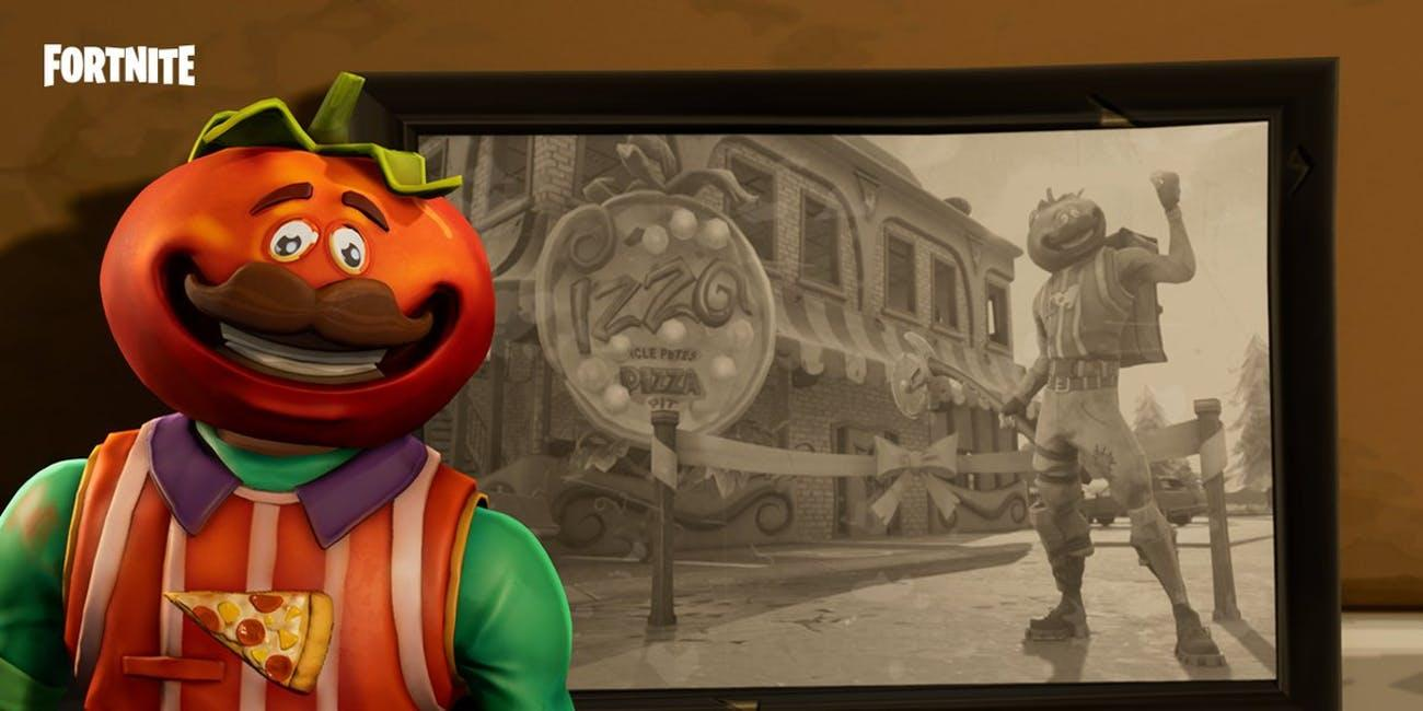 the Tomato Town outfit is also mascot themed