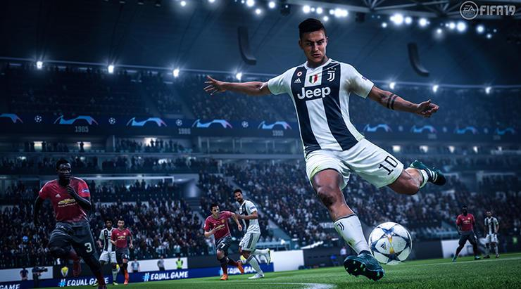 FIFA 19 has already had a number of updates that affect gameplay and presentation