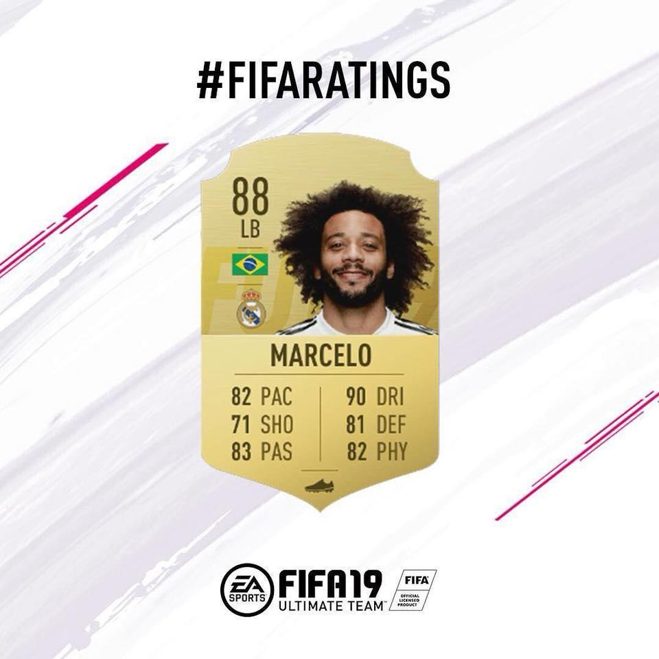 Marcelo's stats are unbelievable Jeff!