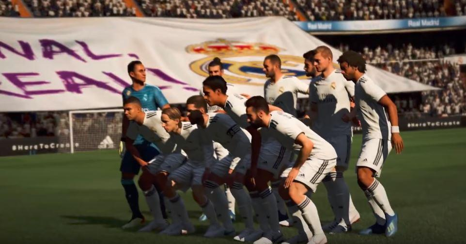 The soundtrack adds those finishing touches to a FIFA game