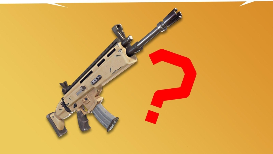 Could weapon skins be coming to Fortnite to brighten up the game even more