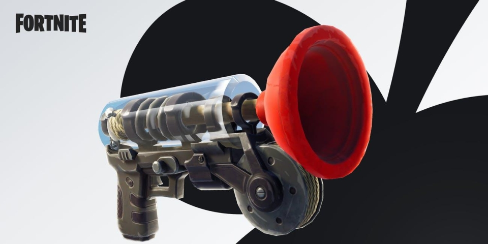 The introduction of the grapple gun has added a new dimension to the game