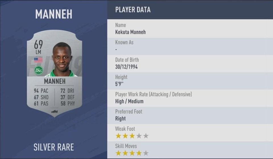 buy fifa 19 players