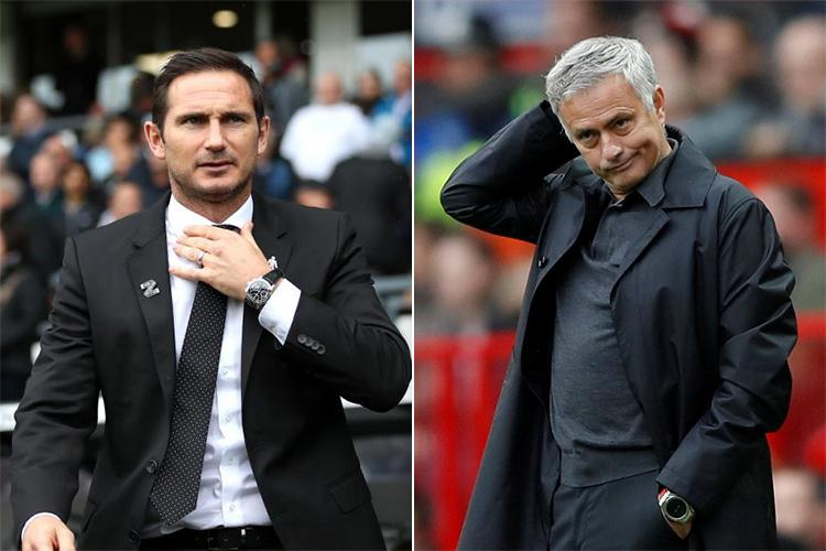 Frank Lampard and the heir to his throne can pile more ...